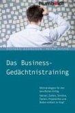 Das Business-Gedächtnistraining (eBook, PDF)
