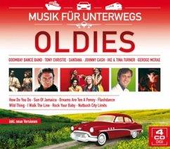 Oldie-Musik für unterwegs