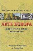 AKTE EUROPA (eBook, ePUB)