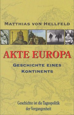 AKTE EUROPA (eBook, ePUB) - Hellfeld, Matthias von
