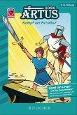 Helden-Abenteuer: König Artus – Kampf um Excalibur (eBook, ePUB)