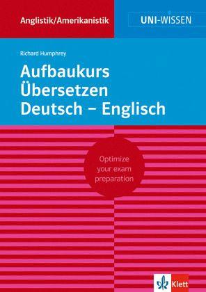 englisch auf deutsch übersetzen