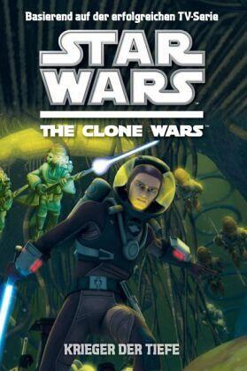 Buch-Reihe Star Wars - The Clone Wars Jugendroman von Rob Valois