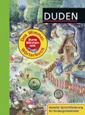 Duden: Das Wimmel-Wörterbuch - Bunte Märchenwelt