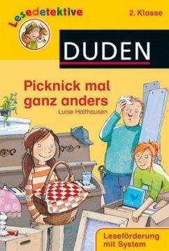 Lesedetektive - Picknick mal ganz anders, 2. Kl...