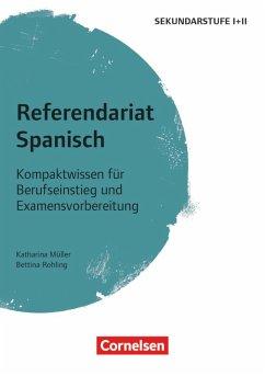 Referendariat Spanisch - Müller, Katharina; Rohling, Bettina