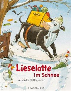 Lieselotte im Schnee - Steffensmeier, Alexander