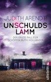Unschuldslamm / Schöffin Ruth Holländer Bd.1