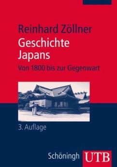 Geschichte Japans - Zöllner, Reinhard