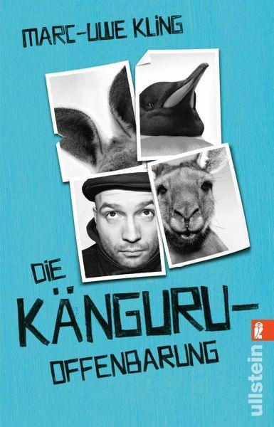 Die Känguru-Offenbarung von Marc-Uwe Kling bei bücher.de