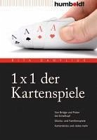 1 x 1 der Kartenspiele (eBook, PDF) - Danyliuk, Rita