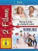 Mamma Mia! - Der Film, Wenn Liebe so einfach wäre - 2 Disc Bluray