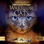 Lange Schatten / Warrior Cats Staffel 3 Bd.5 (5 Audio-CDs)