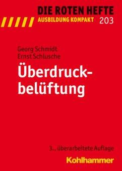 Überdruckbelüftung - Schmidt, Georg; Schlusche, Ernst