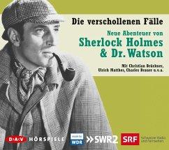 Neue Abenteuer von Sherlock Holmes & Dr. Watson, Die verschollenen Fälle, 5 Audio-CDs - Doyle, Arthur Conan