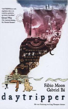 Daytripper - Moon, Fábio; Bá, Gabriel