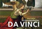 Postkartenbuch da Vinci