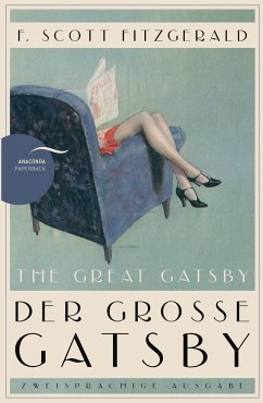 Der große Gatsby / The Great Gatsby - Fitzgerald, F. Scott