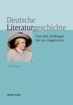 Deutsche Literaturgeschichte - Beutin, Wolfgang