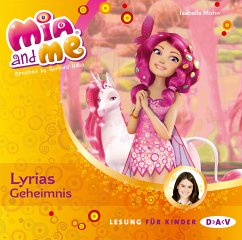 Lyrias Geheimnis / Mia and me Bd.3 (1 Audio-CD)