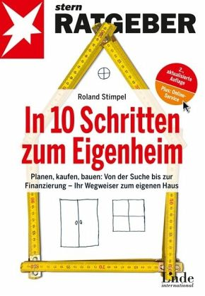 in 10 schritten zum eigenheim von roland stimpel buch. Black Bedroom Furniture Sets. Home Design Ideas