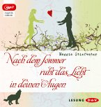 Nach dem Sommer - Ruht das Licht - In deinen Augen / Mercy Falls Bd.1-3 (3 MP3-CDs)