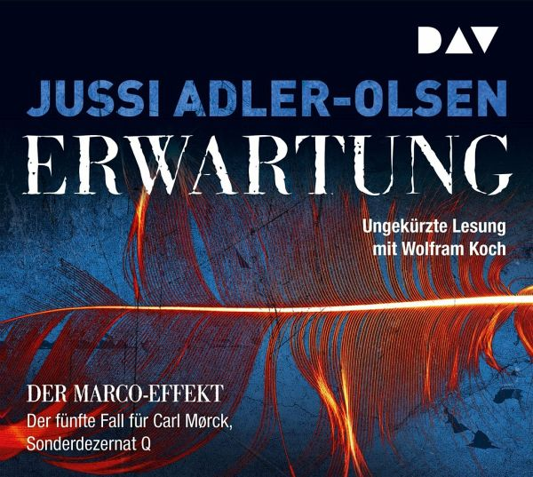 Jussi Adler Olsen Bücher