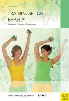 Trainingsbuch Brasil® - Fastner, Gabi
