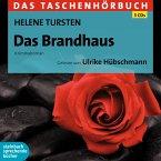Das Brandhaus / Kriminalinspektorin Irene Huss Bd.8 (3 Audio-CDs)