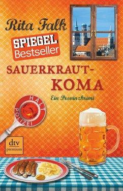 Sauerkrautkoma / Franz Eberhofer Bd.5 - Falk, Rita