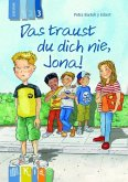 KidS Klassenlektüre: Das traust du dich nie, Jona! Lesestufe 3
