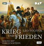 Krieg und Frieden, 6 MP3-CD