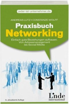 Praxisbuch Networking - Lutz, Andreas; Rüping, Cornelia