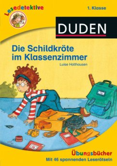Lesedetektive Übungsbücher - Die Schildkröte im...