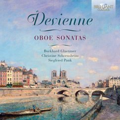 Oboe Sonatas - Glaetzner,Brukhard/Schornsheim,Christine/Pank,Sieg