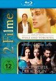 Stolz und Vorurteil / Die Schwester der Königin (2 Discs)