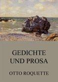 Gedichte und Prosa (eBook, ePUB)