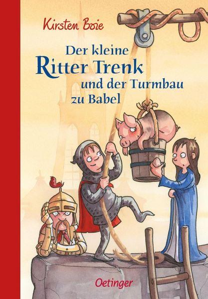 Buch-Reihe Der kleine Ritter Trenk von Kirsten Boie