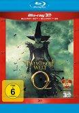 Die fantastische Welt von Oz (Blu-ray 3D, + Blu-ray 2D)