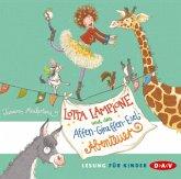 Lotta Lampione und das Affen-Giraffen-Esel-Abenteuer, 1 Audio-CD