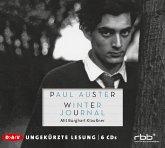 Winterjournal, 6 Audio-CDs