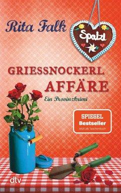 Grießnockerlaffäre / Franz Eberhofer Bd.4 - Falk, Rita