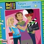 Tatort Filmset / Die drei Ausrufezeichen Bd.26