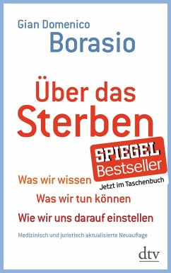 Über das Sterben - Borasio, Gian D.