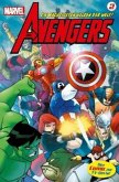 Avengers TV-Comic Bd.2