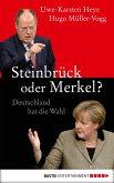 Steinbrück oder Merkel (eBook, ePUB)