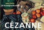 Postkartenbuch Cézanne