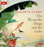 Das Wesen der Dinge und der Liebe, 3 MP3-CDs