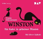 Ein Kater in geheimer Mission / Winston Bd.1 (3 Audio-CDs)