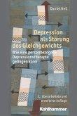 Depression als Störung des Gleichgewichts